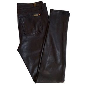 7 for All Mankind Suede Like Pants